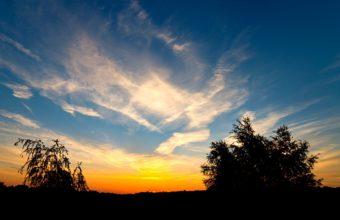 Sunset On Widescreen 1920 x 1200 340x220