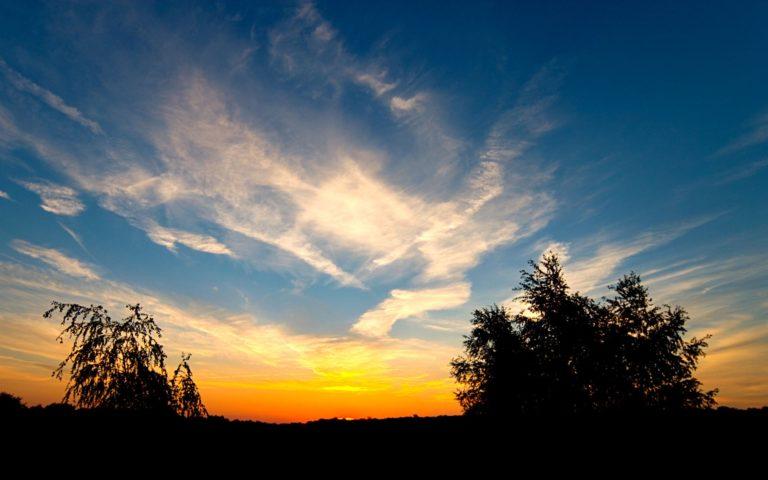 Sunset On Widescreen 1920 x 1200 768x480