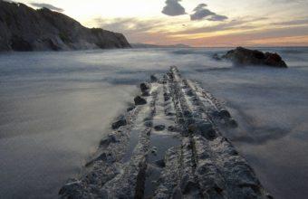 Sunset Sea Rocks 4567 x 3042 340x220