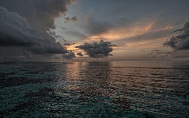 Sunset Sea Sky Ol Landscape 2560 x 1600 768x480