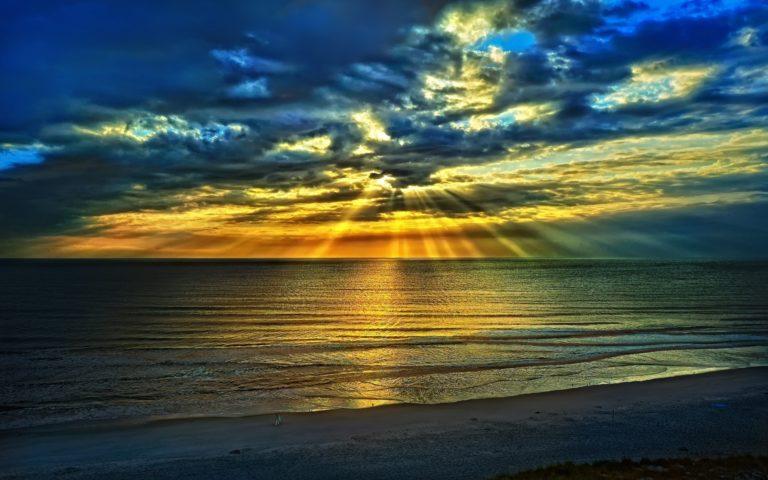 Sunset Seas 2560 x 1600 768x480