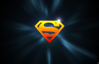 Superman Logo Space 1920 x 1080 340x220