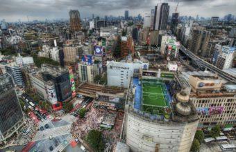 Tokyo House Football 1440 x 900 340x220