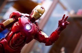 Toy Iron Man Gesture 1920 x 1200 340x220