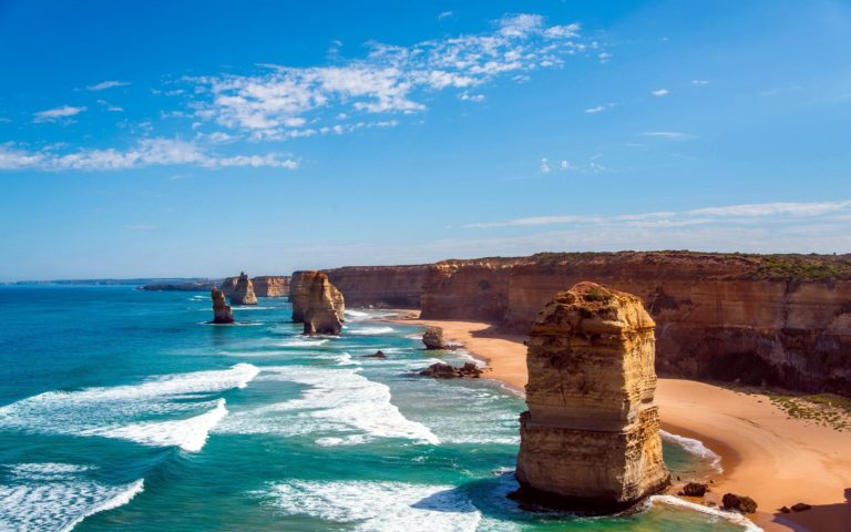 Twelves Apostles Australia Ocean 1680 x 1050 768x480