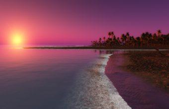 Twilight Sunset 1920 x 1200 340x220