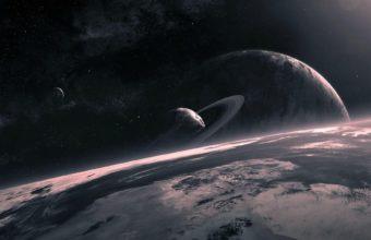 Universe Planet Circle 1920 x 1180 340x220