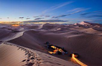 Ustynya Dawn Tents Nature Desert Sand 2048 x 1364 340x220