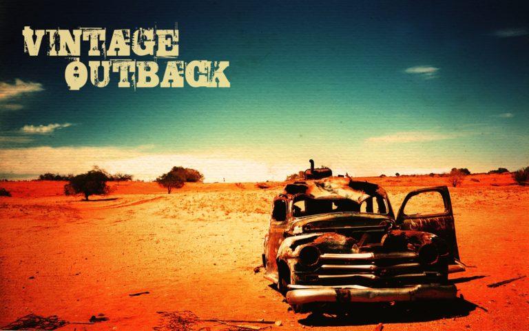 Vintage Old Deserts Outback 3840 x 2400 768x480