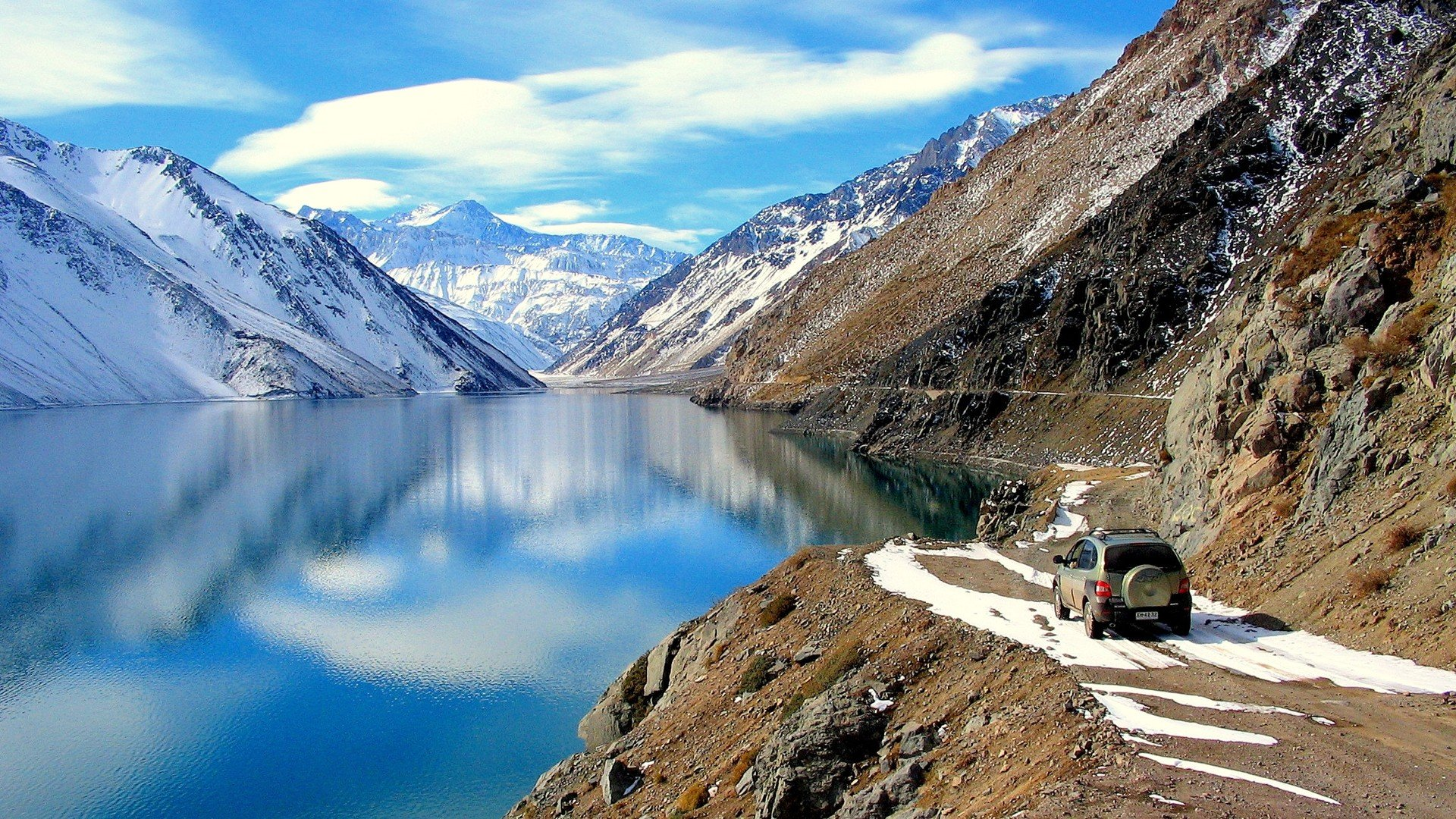 Simple Wallpaper Mountain Water - Water-Chile-Mountains-Clouds-1920-x-1080  Pictures_41469.jpg