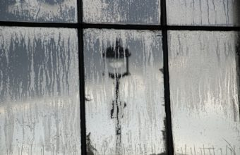 Window Rain Drops Storm Mood 1920 x 1200 340x220