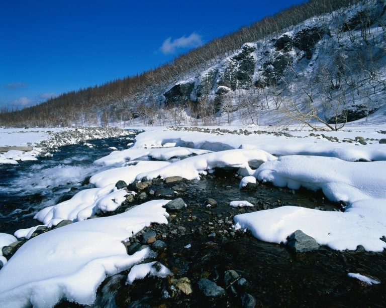 Winter Landscapes HD 1280 x 1024 768x614