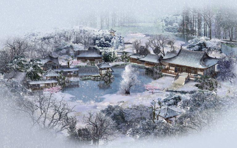Winter Lodges China 1920 x 1200 768x480