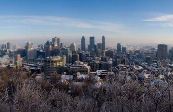 Winter Montreal Canada 1920 x 1080 340x220