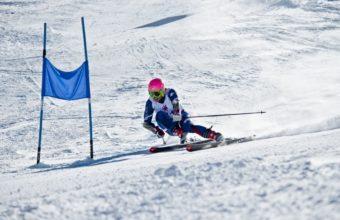 Winter Mountains Skiing 2560 X 1600 340x220
