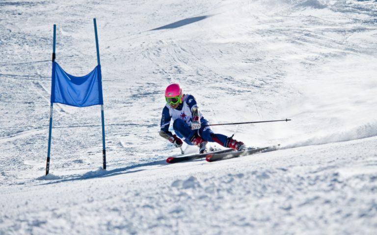 Winter Mountains Skiing 2560 X 1600 768x480