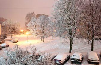 Winter Snow Yard 1920 x 1200 1 340x220