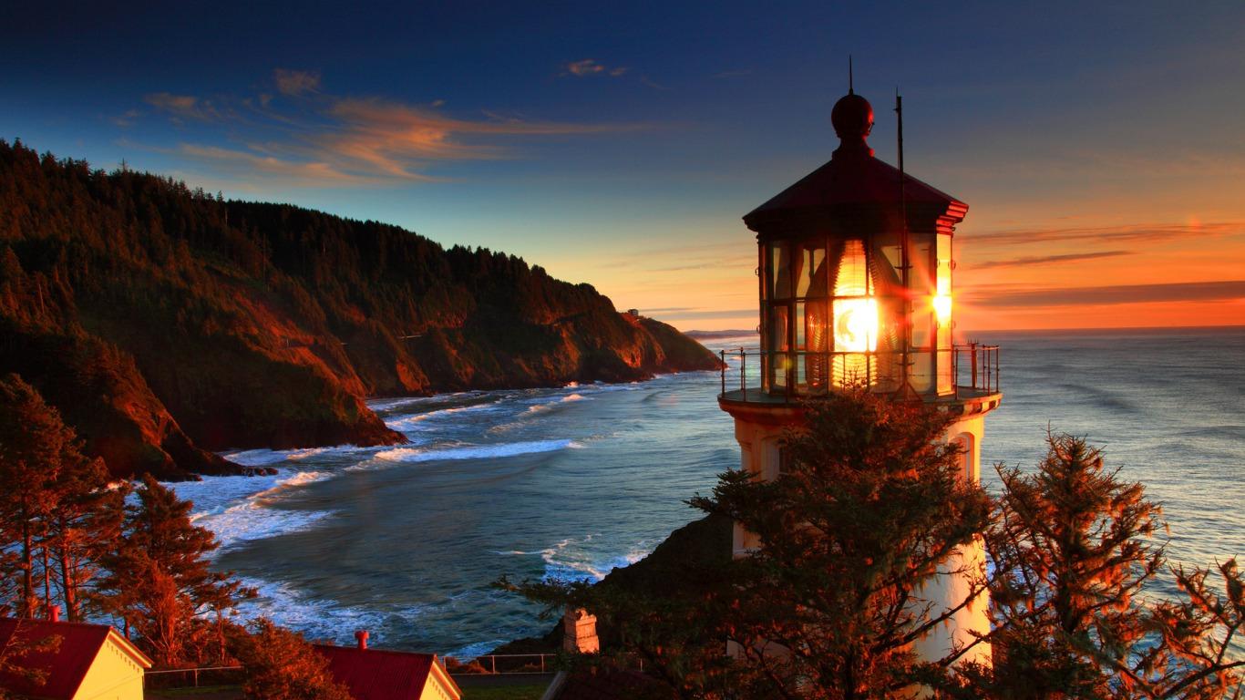 Amazing Lighthouse Wallpaper 24