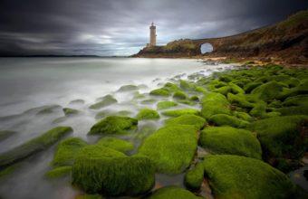 Amazing Lighthouse Wallpaper 35 2000x1300 340x220