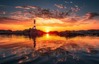 Amazing Lighthouse Wallpaper 37 2560x1600 340x220