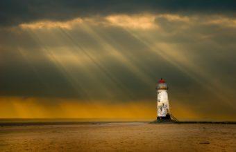 Amazing Lighthouse Wallpaper 40 3872x2572 340x220