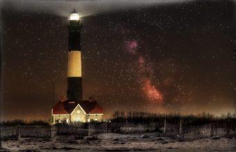 Amazing Lighthouse Wallpaper 42 2654x1738 340x220