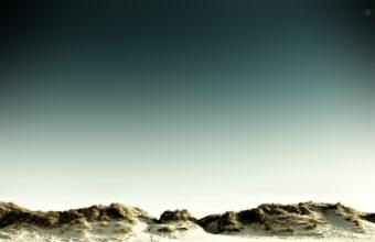 Beach Sand Dunes 2560 x 1600 340x220