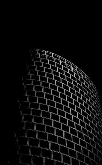 Black Phone Wallpaper 1080x2340 162 340x550