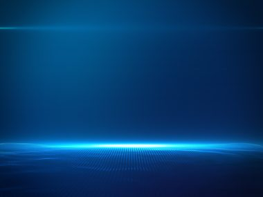Beautiful blue particles with lens flare on blue gradient color background luxury background - Wallpaper 3000 x 4000 ...