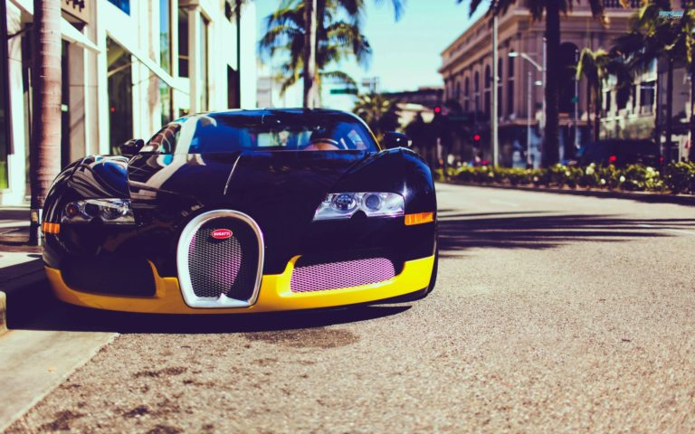 Bugatti Veyron Background 03 2560x1600 768x480