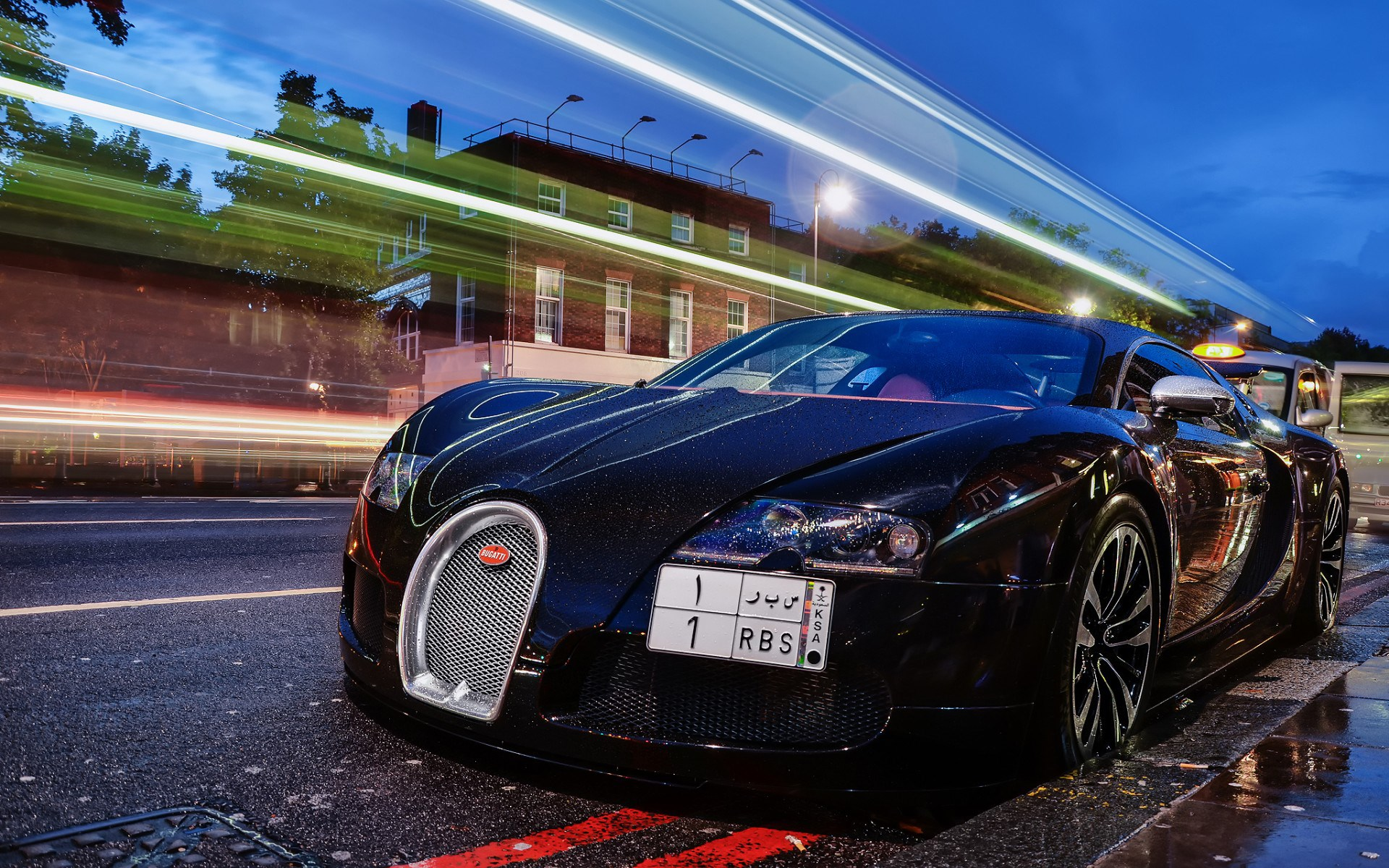 Bugatti Veyron Wallpaper 03