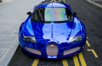 Bugatti Veyron Wallpaper 12 1680x1050 340x220