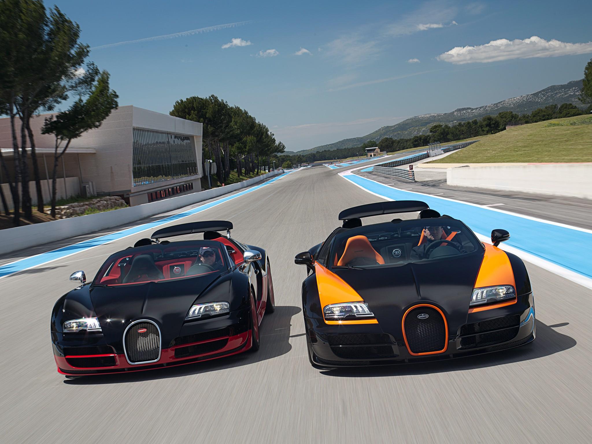 Bugatti Veyron Wallpaper 17 - 2048x1536