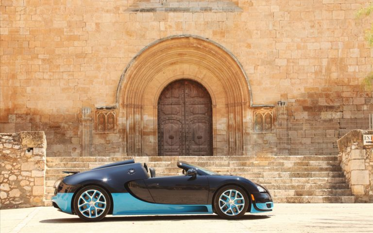 Bugatti Veyron Wallpaper 23 1920x1200 768x480