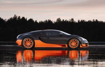 Bugatti Veyron Wallpaper 25 1920x1080 340x220