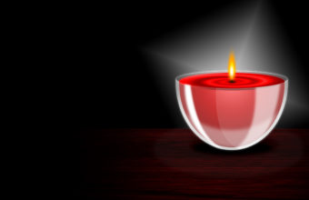 Candle Background 04 2560x1600 340x220
