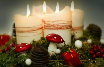 Candle Background 07 2560x1600 340x220