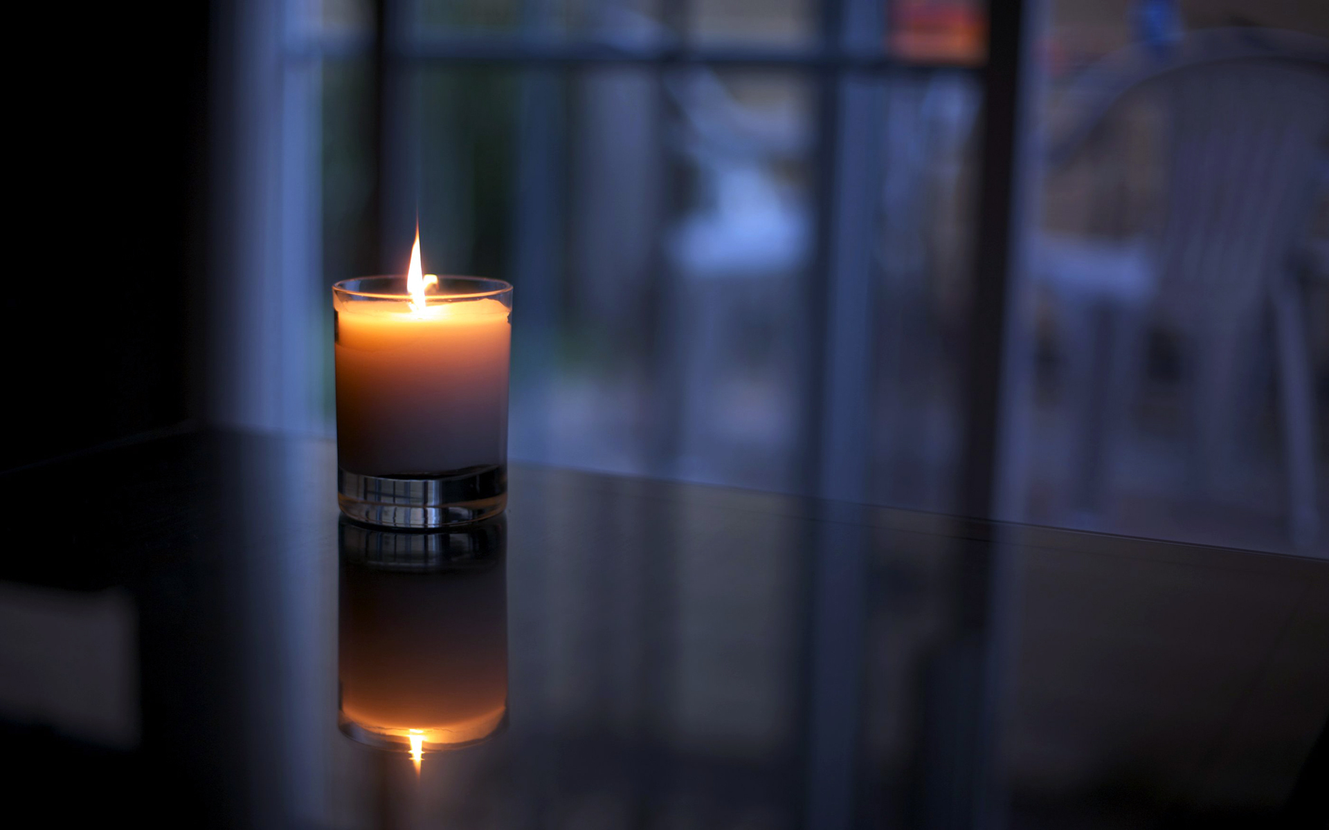 Candle Wallpaper 06