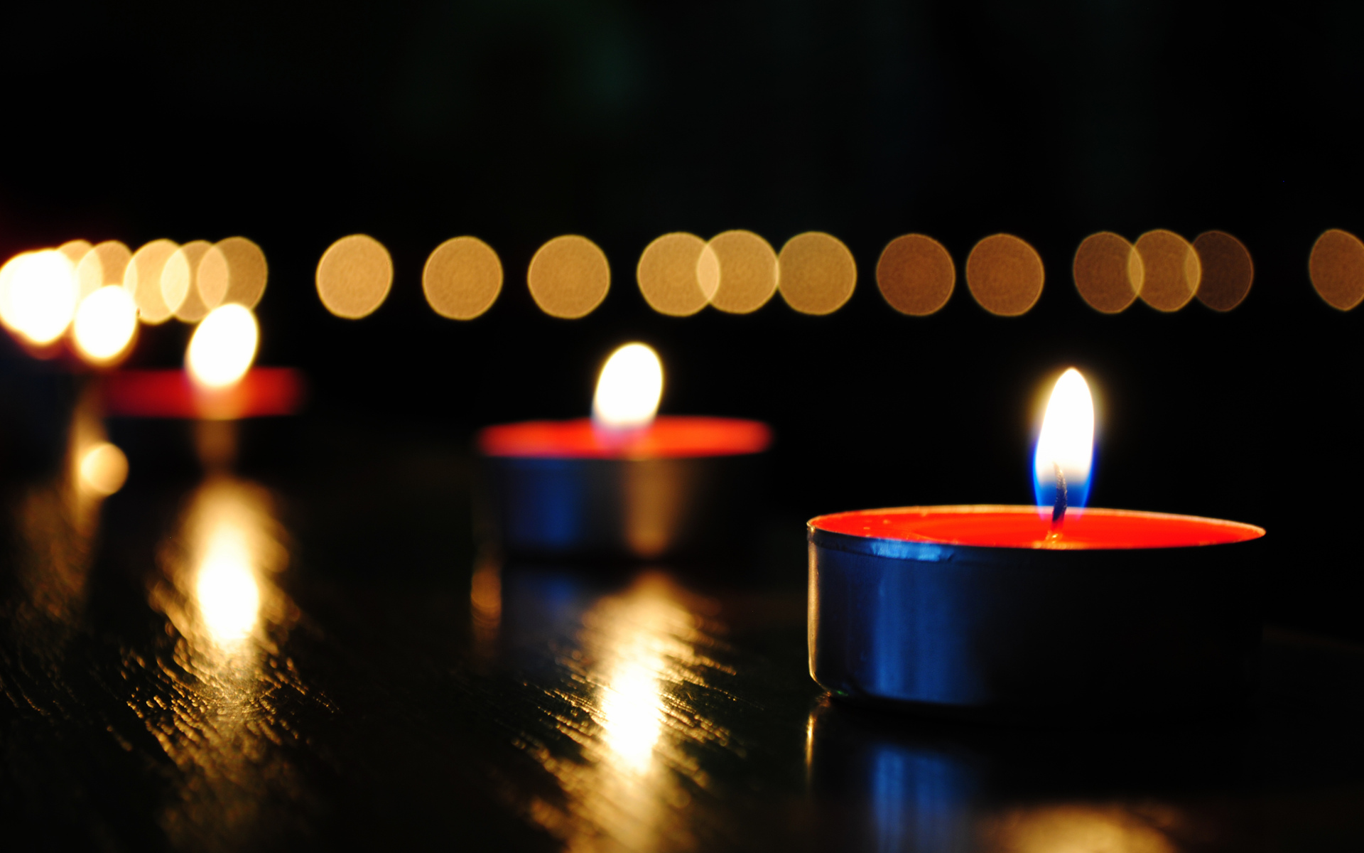 Candle Wallpaper 09
