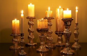Candle Wallpaper 11 1680x1050 340x220