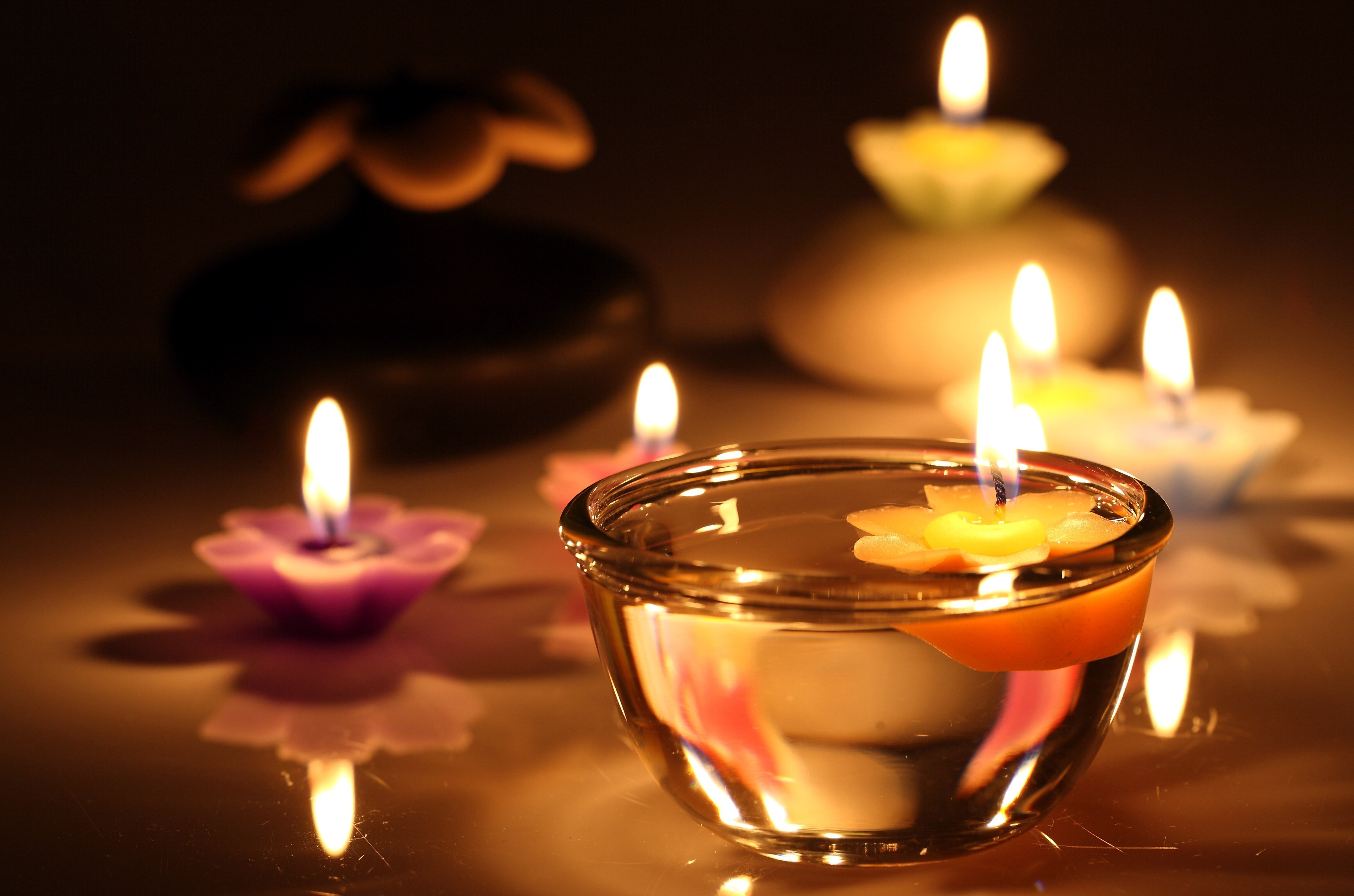 candle wallpaper 34 4368x2892. Black Bedroom Furniture Sets. Home Design Ideas