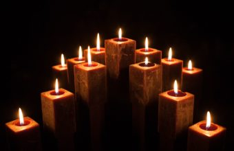Candle Wallpaper 36 2000x1333 340x220