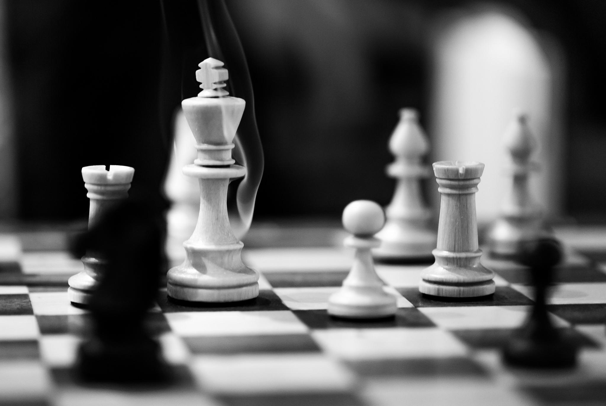 Huawei Chess Wallpaper
