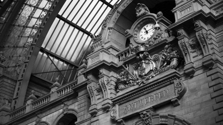 Clock Wallpaper 03 1920x1080 768x432