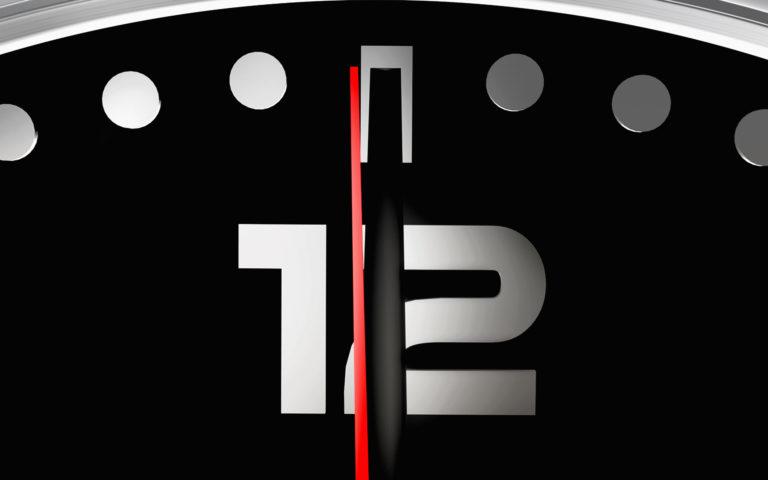 Clock Wallpaper 07 2560x1600 768x480