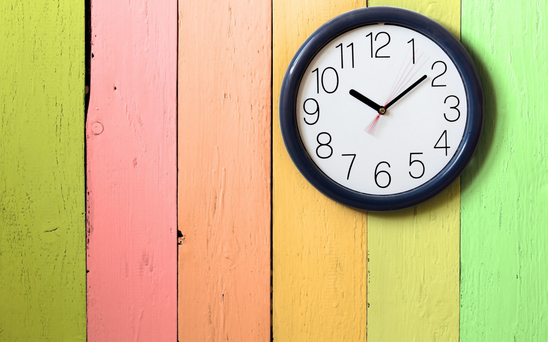 Clock Wallpaper 15