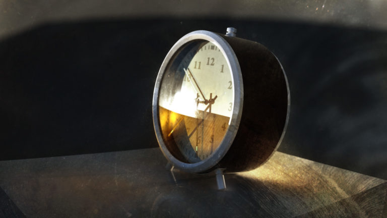 Clock Wallpaper 18 1920x1080 768x432