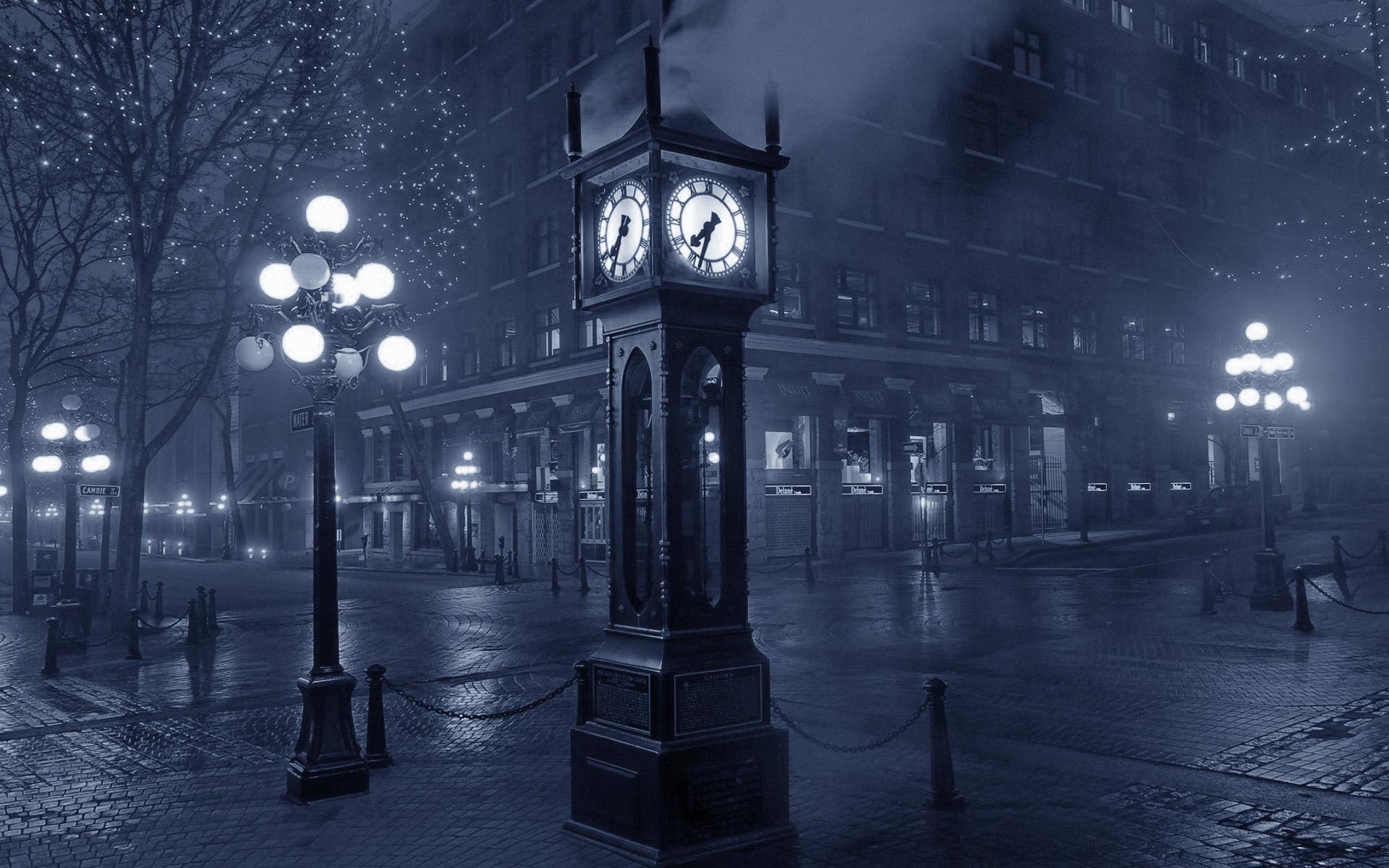 Clock Wallpaper 23