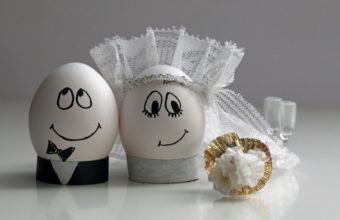 Eggs Wedding 3840x2160 340x220