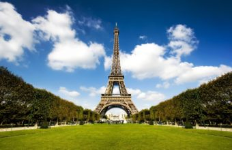 Eiffel Tower Wallpapers 06 1280 x 800 340x220